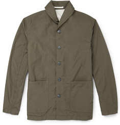 Beams Plus - Slim-Fit Shawl-Collar Cotton-Ripstop Jacket