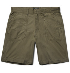 Beams Plus Baker Cotton-Ripstop Shorts