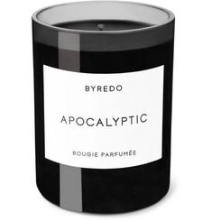 바이레도 '아포칼립틱' 캔들 240g Byredo Apocalyptic Scented Candle, Black