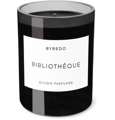 바이레도 '비블리오떼끄' 캔들 240g Byredo Bibliothoeque Scented Candle, Black