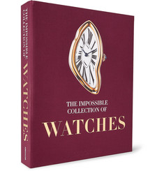 Assouline - The Impossible Collection of Watches Hardcover Book