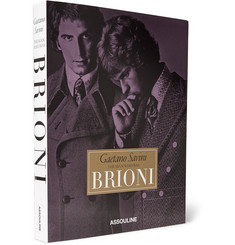 Assouline The Man Who Was Brioni Hardcover Book