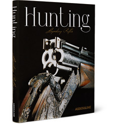 Assouline Hunting: Legendary Rifles Hardcover Book
