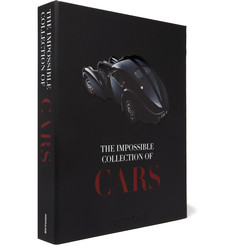 Assouline The Impossible Collection of Cars Hardcover Book