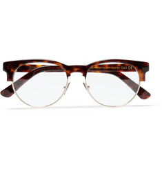 Cutler and Gross - Tortoiseshell Acetate and Metal Optical Glasses