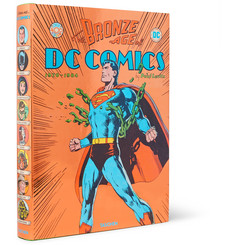Taschen The Bronze Age of DC Comics Hardcover Book