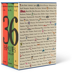 Taschen NYT 36 Hours World Book Set
