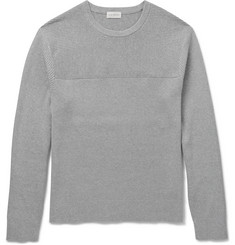 Club Monaco Slim-Fit Ribbed Cotton Sweater