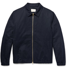 Club Monaco Linen and Cotton-Blend Jacket