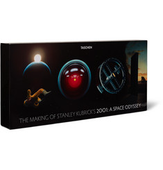 Taschen The Making of Stanley Kubrick's '2001: A Space Odyssey' Hardcover Book