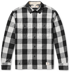 Neighborhood - Slim-Fit Buffalo-Checked Cotton-Flannel Shirt