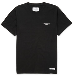 Neighborhood Slim-Fit Cotton-Jersey T-Shirt