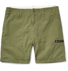 Neighborhood Slim-Fit Cotton-Ripstop Shorts