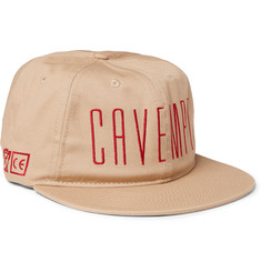 Cav Empt Embroidered Cotton Baseball Cap