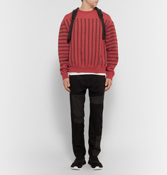 Cav Empt Printed Loopback Cotton-Jersey Sweatshirt