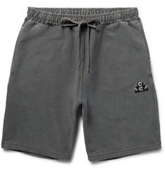 Cav Empt Overdyed Cotton-Jersey Shorts