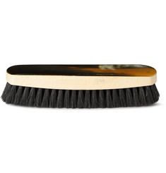 Abbeyhorn Horn and Boar Bristle Brush