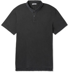 James Perse - Slim-Fit Supima Cotton Polo Shirt