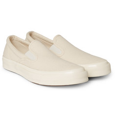 Converse - Deck Star Canvas Slip-On Sneakers
