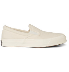Converse Deck Star Canvas Slip-On Sneakers