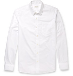 Dries Van Noten Corbin Slim-Fit Cotton-Poplin Shirt