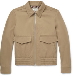 Dries Van Noten Vrazer Cotton-Twill Jacket