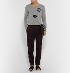 Dries Van Noten - Jenci Cashmere and Wool-Blend Sweater