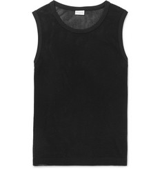 Dries Van Noten Cotton-Mesh Vest