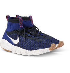 Nike - Footscape Magista Flyknit High-Top Sneakers
