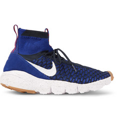 Nike Air Footscape Magista Flyknit High-Top Sneakers