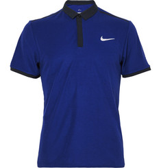 Nike Tennis Court Advantage RF Dri-FIT Piqué Polo Shirt