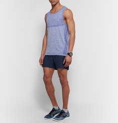 Nike Running Mélange Knitted Dri-FIT Tank Top