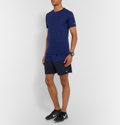 Nike Running Tailwind Perforated Dri-FIT T-Shirt