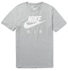 Nike Air Heritage Printed Cotton-Jersey T-Shirt