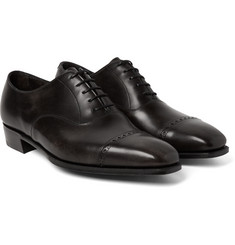 George Cleverley - Nakagawa Leather Oxford Brogues