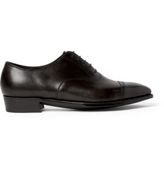 George Cleverley Nakagawa Leather Oxford Brogues