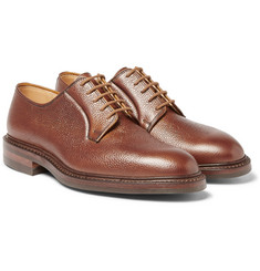 George Cleverley - Archie Scotch-Grain Leather Derby Shoes