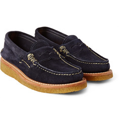 Yuketen - Suede Loafers