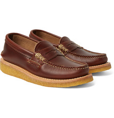 Yuketen - Leather Penny Loafers