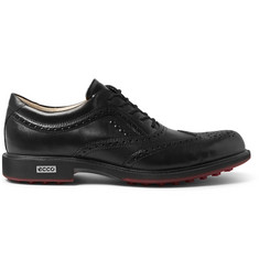 Ecco Golf Tour Hybrid Leather Brogues