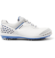 Ecco Golf Cage Leather Golf Shoes