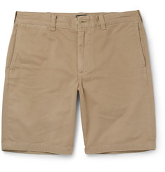 J.Crew Stanton Cotton-Twill Chino Shorts