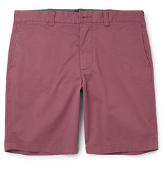 J.Crew Stanton Stretch-Cotton Twill Chino Shorts