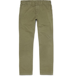 J.Crew Disondrio Cotton-Twill Chinos