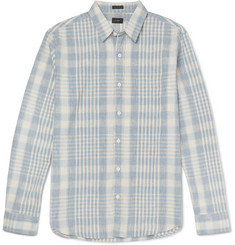 J.Crew Colonial Slim-Fit Plaid Cotton Shirt