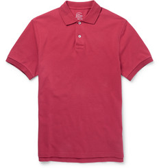 J.Crew Slim-Fit Cotton-Piqué Polo Shirt
