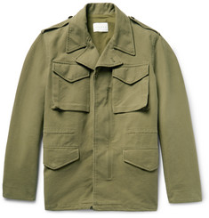 Sandro - Cotton Field Jacket