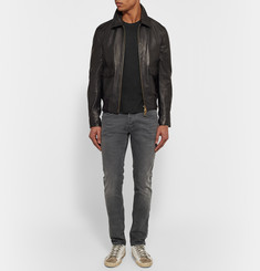 Sandro Iggy Skinny-Fit Stretch-Denim Jeans
