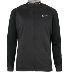 Nike Golf Hyperadapt Aerolayer Shell and Stretch-Knit Jacket