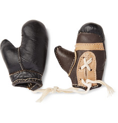 Foundwell Vintage Miniature Leather Boxing Gloves